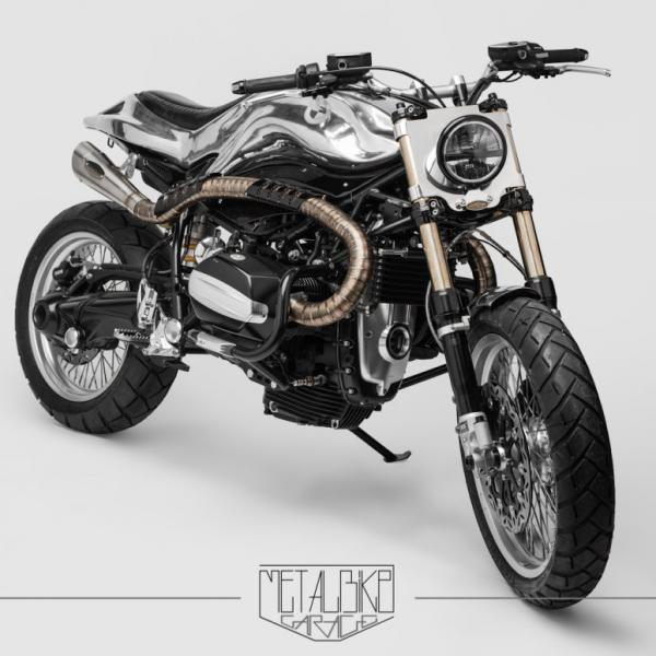 MBG_BMW R NINET 'HERA PROJECT' for Chop and Roll Magazine